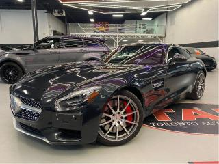 Used 2016 Mercedes-Benz AMG GT S AMG I 550HP I NAVI I COMING SOON for sale in Vaughan, ON