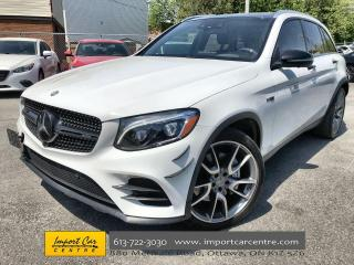 Used 2018 Mercedes-Benz AMG GLC 43 LOADED  DRIVER'S ASSIST  HUD  360 CAM  BURMESTER S for sale in Ottawa, ON