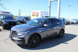 Used 2019 Acura RDX 2.0L A-Spec for sale in Whitby, ON