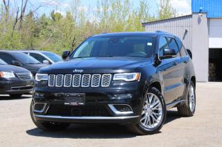 Used 2018 Jeep Grand Cherokee Summit for sale in Mississauga, ON