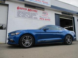 Used 2017 Ford Mustang EcoBoost for sale in Swift Current, SK