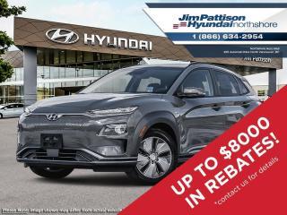 New 2021 Hyundai KONA EV Ultimate for sale in North Vancouver, BC