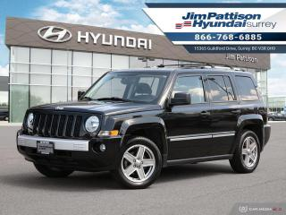 Used 2008 Jeep Patriot LIMITED for sale in Surrey, BC