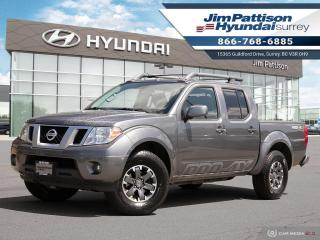 Used 2016 Nissan Frontier Pro-4X for sale in Surrey, BC