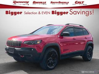 Used 2019 Jeep Cherokee 1 OWNER   4X4   ACCIDENT FREE for sale in Etobicoke, ON