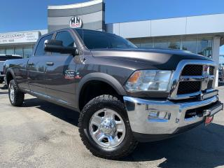 Used 2015 RAM 3500 SLT CREW LB 4WD DIESEL PWR SEAT TUNED for sale in Langley, BC