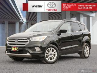 Used 2017 Ford Escape SE for sale in Whitby, ON