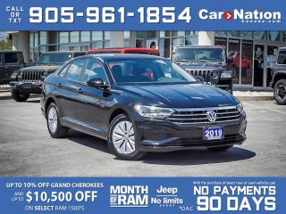 Used 2019 Volkswagen Jetta Comfortline| LOCAL TRADE| HEATED SEATS| LOW KM'S| for sale in Burlington, ON