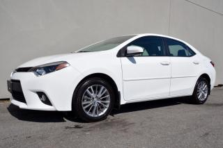 Used 2014 Toyota Corolla LE for sale in Vancouver, BC