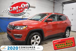 Used 2018 Jeep Compass LEATHER | ALLOY WHEELS | TOW HITCH RECEIVER for sale in Ottawa, ON
