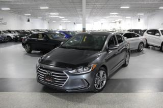 Used 2017 Hyundai Elantra SUNROOF I REAR CAM I CARPLAY I BLIND SPOT I PUSH START I BT for sale in Mississauga, ON