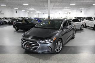 Used 2017 Hyundai Elantra SUNROOF I REAR CAM I CARPLAY I BLIND SPOT I PUSH START I BT for sale in Mississauga, ON