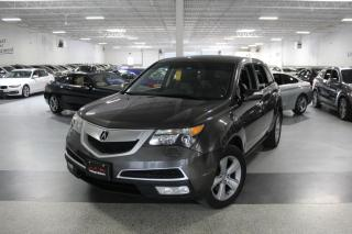 Used 2012 Acura MDX TECH I NAVIGATION I SUNROOF I BLIND SPOT I REARCAM I LEATHER for sale in Mississauga, ON