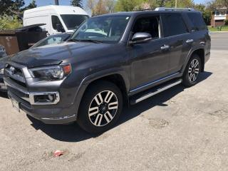 Used 2017 Toyota 4Runner 4WD 4DR V6 SR5 for sale in Toronto, ON