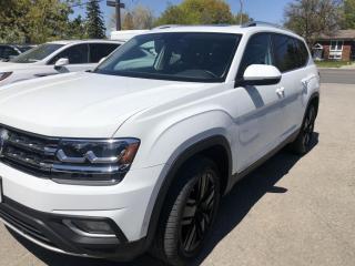 Used 2019 Volkswagen Atlas Highline 3.6 FSI 4MOTION for sale in Toronto, ON