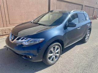 Used 2014 Nissan Murano Platinum AWD - text line (403)966-2131 for sale in Calgary, AB