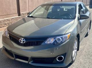 Used 2013 Toyota Camry 4dr Sdn I4 Auto for sale in Calgary, AB
