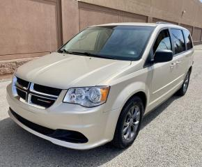 Used 2016 Dodge Grand Caravan 4DR WGN for sale in Calgary, AB