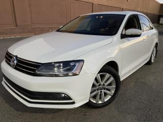 Used 2017 Volkswagen Jetta Sedan 4DR 1.4 TSI AUTO WOLFSBURG EDITION for sale in Calgary, AB