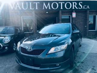 Used 2008 Toyota Camry 4DR SDN I4 for sale in Brampton, ON