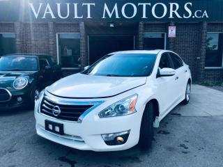Used 2014 Nissan Altima 4dr Sdn I4 2.5,leather for sale in Brampton, ON