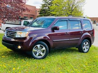 Used 2014 Honda Pilot 4WD 4dr EX for sale in Brampton, ON