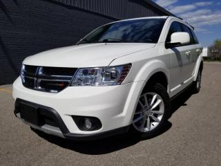 Used 2017 Dodge Journey FWD 4DR SXT for sale in North York, ON