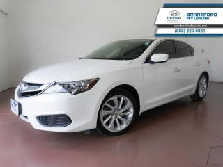 Used 2016 Acura ILX LOW KM | GREAT CONDITION | SUNROOF  - $133 B/W for sale in Brantford, ON