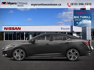 New 2021 Nissan Sentra SR CVT  - Premium Package for sale in Ottawa, ON