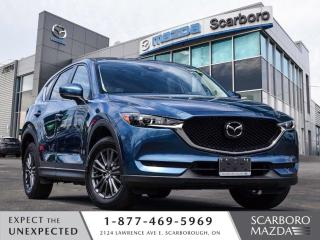 Used 2020 Mazda CX-5 0.99%FINANCE GS AWD 1 OWNER CLEAN CARFAX for sale in Scarborough, ON