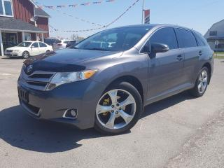 Used 2016 Toyota Venza LE AWD V-6! No Accidents! for sale in Dunnville, ON