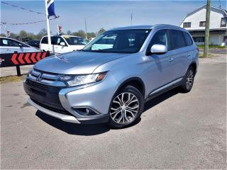 Used 2016 Mitsubishi Outlander ES for sale in Dunnville, ON