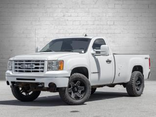 Used 2009 GMC Sierra 1500 Work Truck Long Box 4WD CERTIFIED! for sale in London, ON