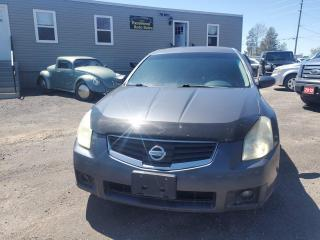 Used 2007 Nissan Maxima SE for sale in Stittsville, ON