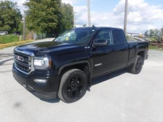 Used 2019 GMC Sierra 1500 Limited Double Cab 4WD for sale in Burnaby, BC