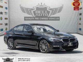 Used 2017 BMW 5 Series 530i xDrive, AWD,M PKG, NAVI, REARCAM, NO ACCIDENT, SUNROO for sale in Toronto, ON