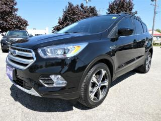 Used 2018 Ford Escape SEL | Navigation | Panoramic Roof | Power Lift Gate for sale in Essex, ON