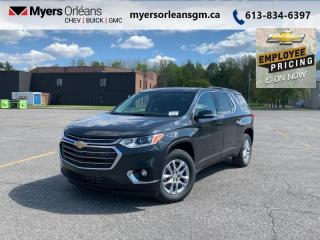 New 2021 Chevrolet Traverse LT Cloth  - Navigation for sale in Orleans, ON