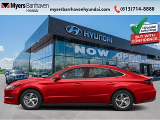 New 2021 Hyundai Sonata 2.5L Preferred  - Heated Seats - $174 B/W for sale in Nepean, ON