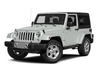 Used 2015 Jeep Wrangler SPORT for sale in Sechelt, BC
