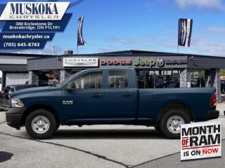 New 2021 RAM 1500 Classic Express  - Night Edition for sale in Bracebridge, ON