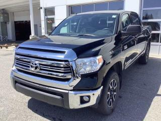 Used 2017 Toyota Tundra 4WD Crewmax 146 5.7L SR5 Plus for sale in North Bay, ON