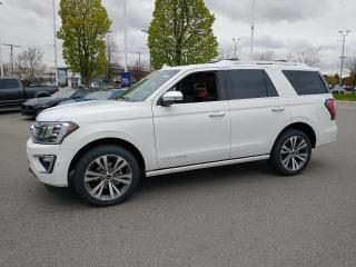 New 2021 Ford Expedition Platinum for sale in Mississauga, ON