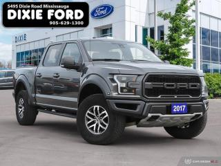 Used 2017 Ford F-150 RAPTOR for sale in Mississauga, ON