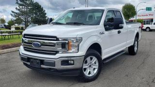 Used 2018 Ford F-150 XLT for sale in Abbotsford, BC