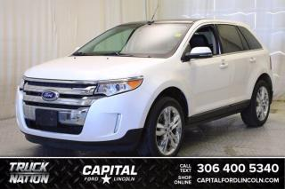 Used 2014 Ford Edge Limited AWD **New Arrival** for sale in Regina, SK