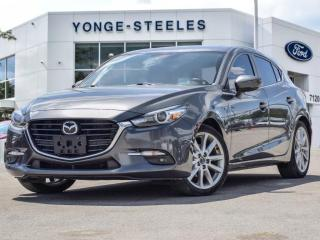 Used 2017 Mazda MAZDA3 GT for sale in Thornhill, ON