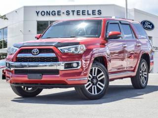 Used 2014 Toyota 4Runner SR5 for sale in Thornhill, ON
