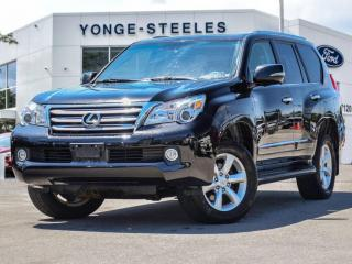 Used 2013 Lexus GX 460 Executive for sale in Thornhill, ON