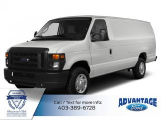 Used 2014 Ford E250 for sale in Calgary, AB